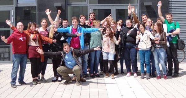 Die Teilnehmer des Network Meetings Bamberg 2014