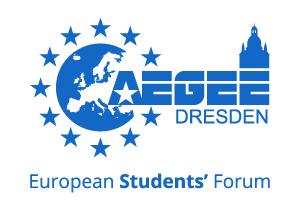 Logo Dresden_blue_medium - english slogan