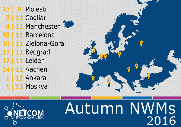 Network Meetings Autumn 2016