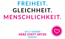 Logo demo Herz statt Hetze 2016-10